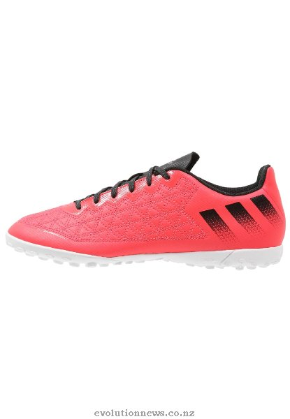Adidas Men's Ace 16.3 CG Astro Turf Trainers | Shock Red/Core Black/Crystal White