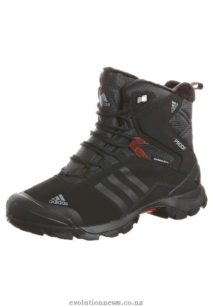 Adidas Men's Winter Hiker Speed Hiking Shoes | Black
